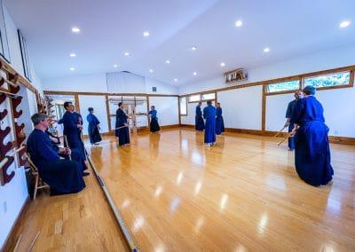 Shobukan Jodo Seminar