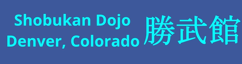 Shobukan Dojo